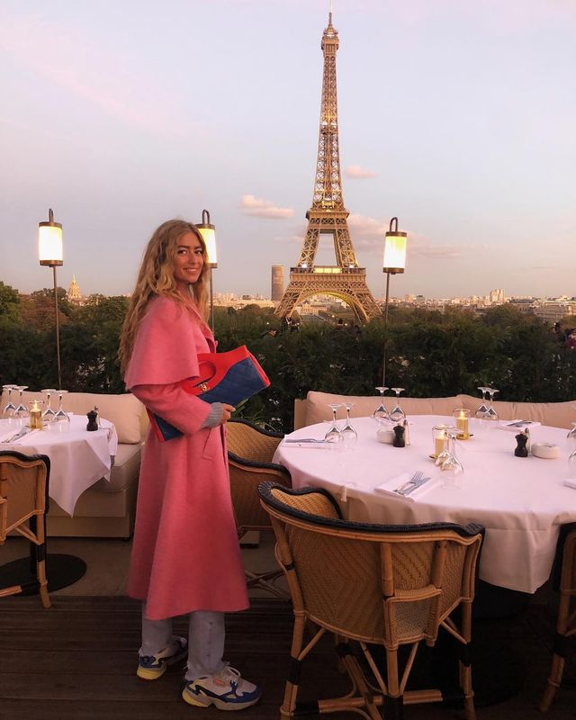 "<p>Snag reservations at the recently-opened <a href=""http://www.girafeparis.com/en"" target=""_blank"">Girafe</a> in Paris for one of the best views of the Eiffel Tower.</p>"