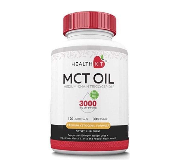 HealthKit MCT Oil Capsules