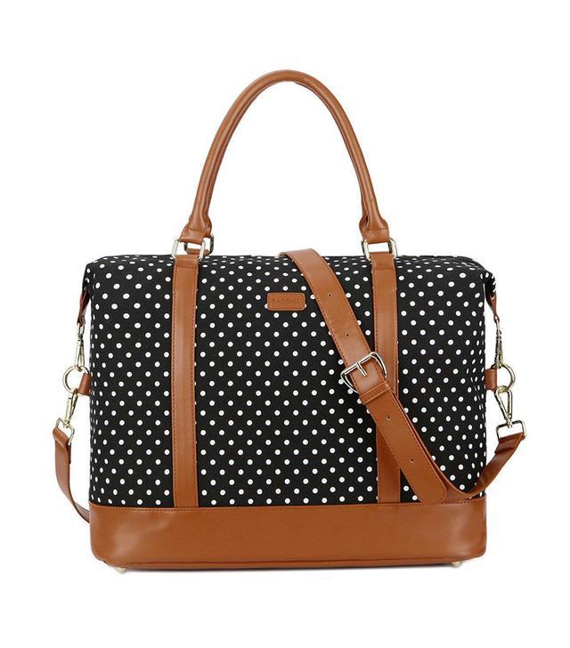Baosha Canvas Travel Weekender Bag Travel duffel bags