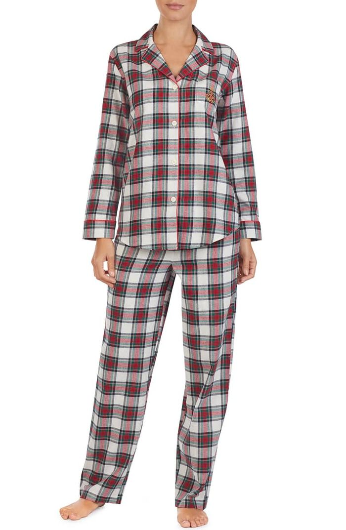 c365d167e593 The 22 Best Flannel Pajamas to Get You Through Winter