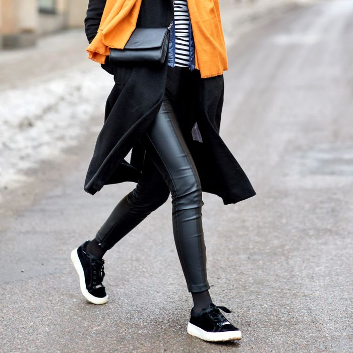 super specials moderate price classic fit The 20 Best Faux-Leather Leggings of the Season | Who What Wear