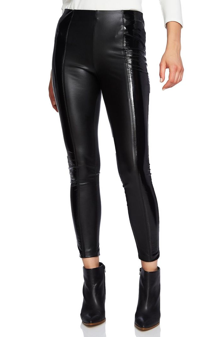 a299f4ab7fe48e The 20 Best Faux-Leather Leggings of the Season | Who What Wear