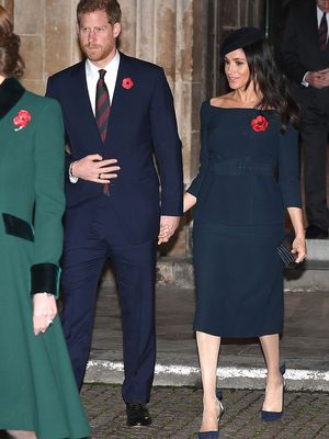 Meghan Just Wore Her Favourite Fashion Trend Again