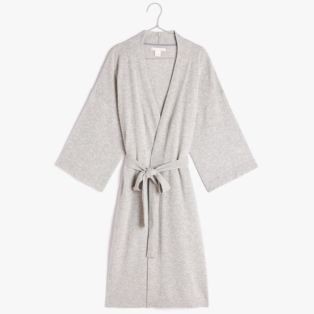 Zara Home Cashmere Dressing Gown