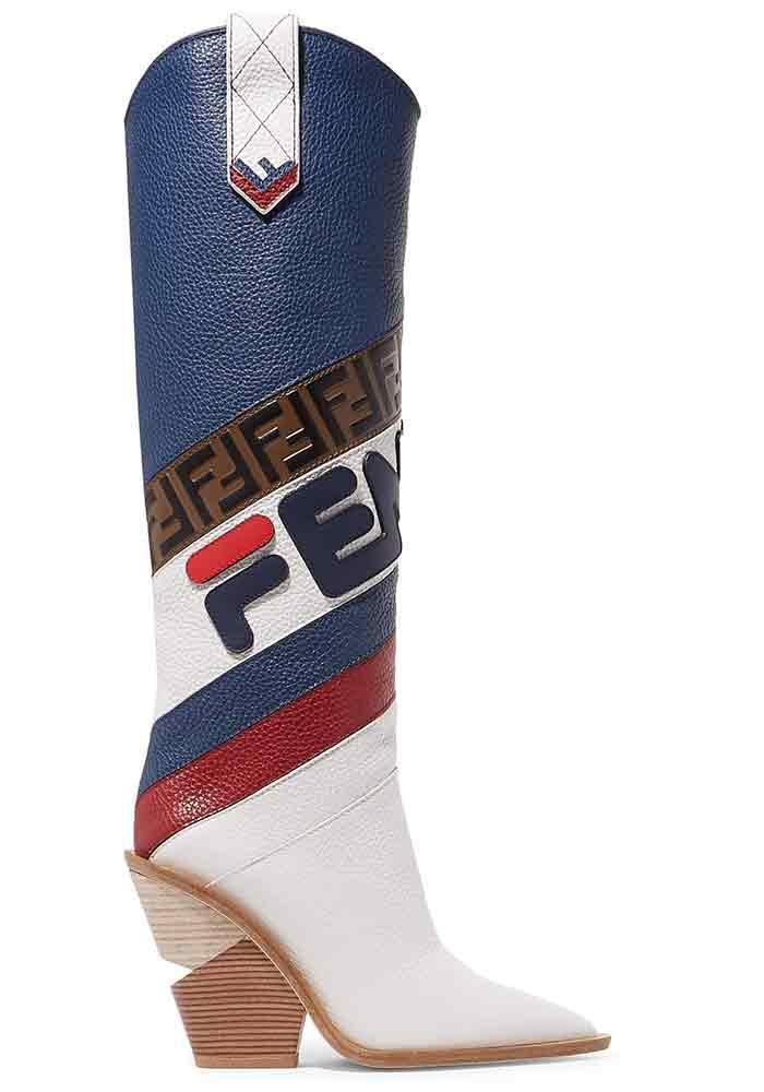 57fb4917a67 Stylish Fendi Winter Boots Fashion People Love   Who What Wear