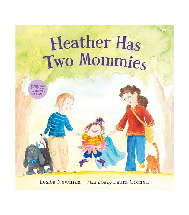 Lesléa Newman Heather Has Two Mommies