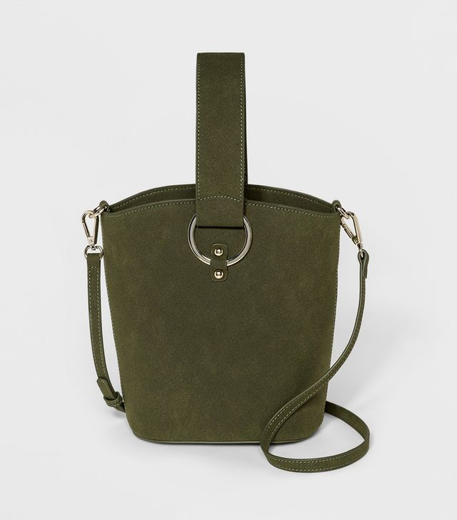 Who What Wear Love Crossbody Bag