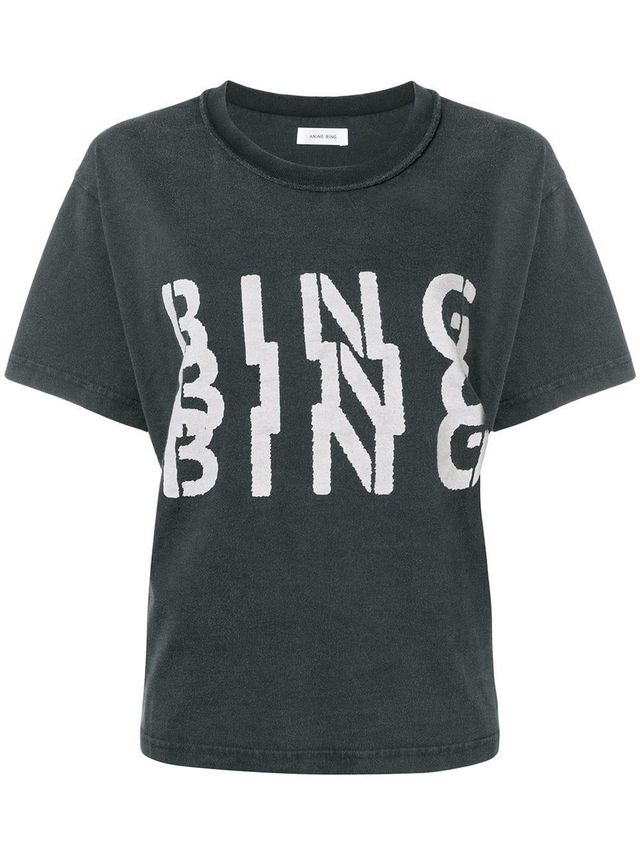 Anine Bing Bandit Bing T-shirt