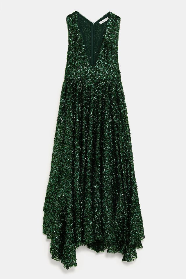 Zara Limited Edition Sequin Dress