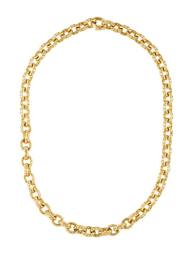 Tiffany & Co. x Paloma Picasso 18K Marrakesh Necklace