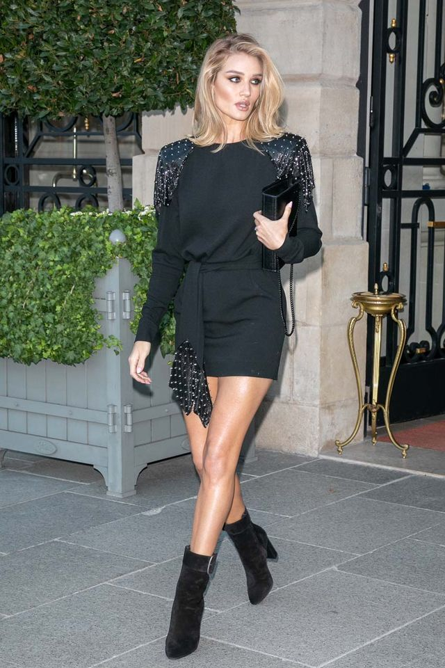 Rosie Huntington-Whiteley Outfits