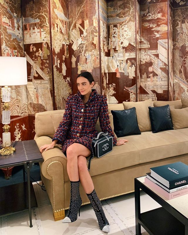 Best holiday outfits with Chanel
