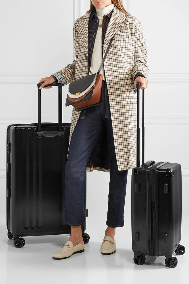 Ambeur Hardshell Suitcase Set