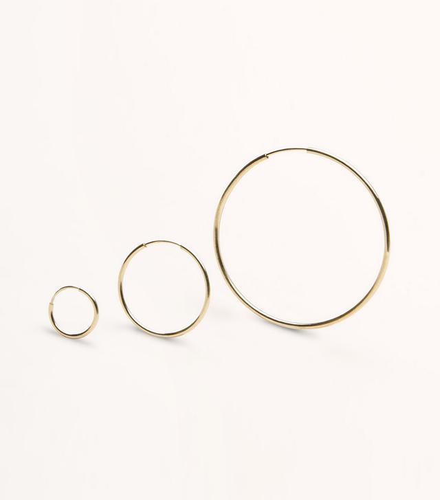 Vrai & Oro Lightweight Hoops