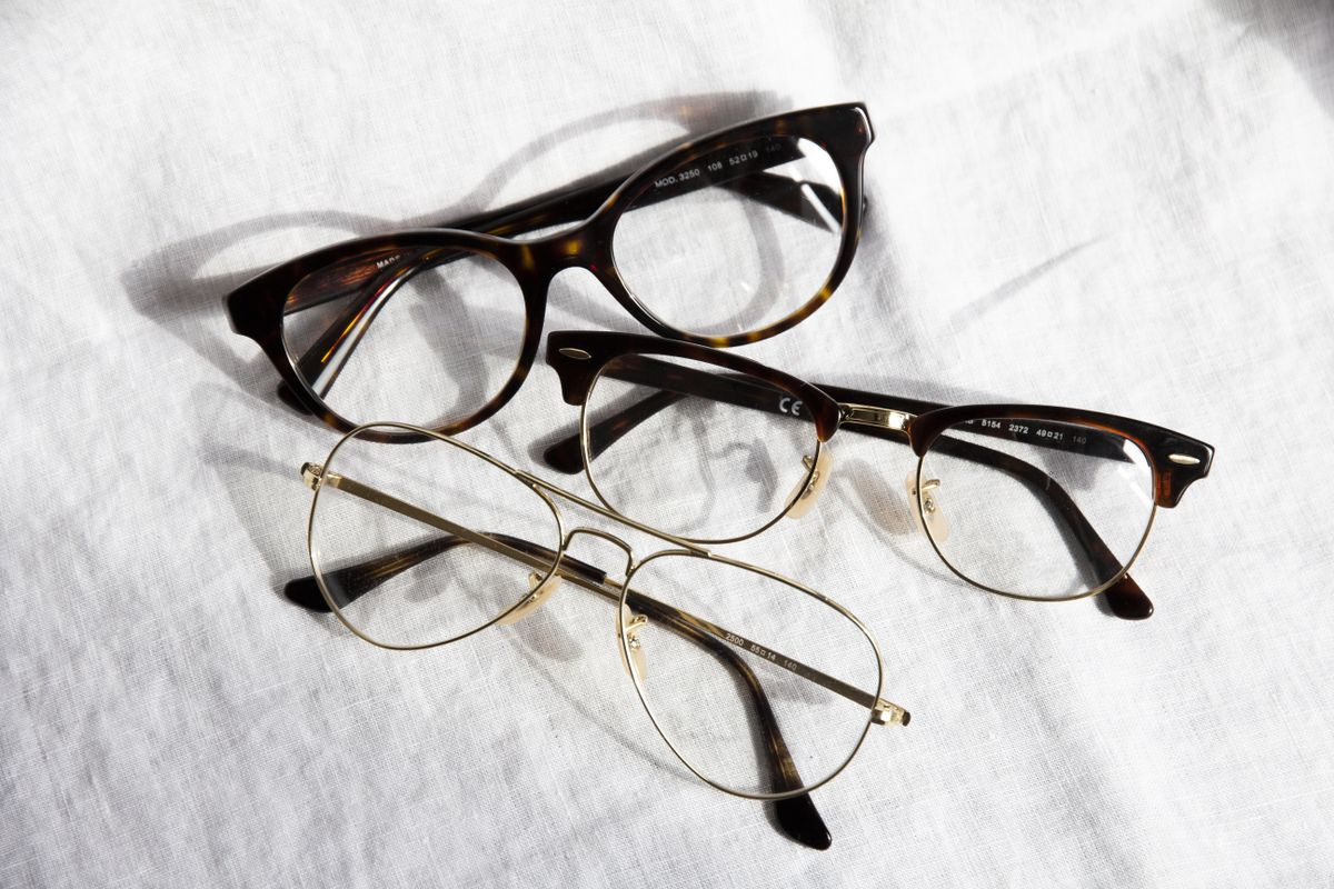 "<p>Just like the <a href=""https://www.whowhatwear.com.au/valet-studio-earrings"">tortoiseshell jewellery trend,</a> glasses with tortoiseshell and gold finishes have been spotted all over..."