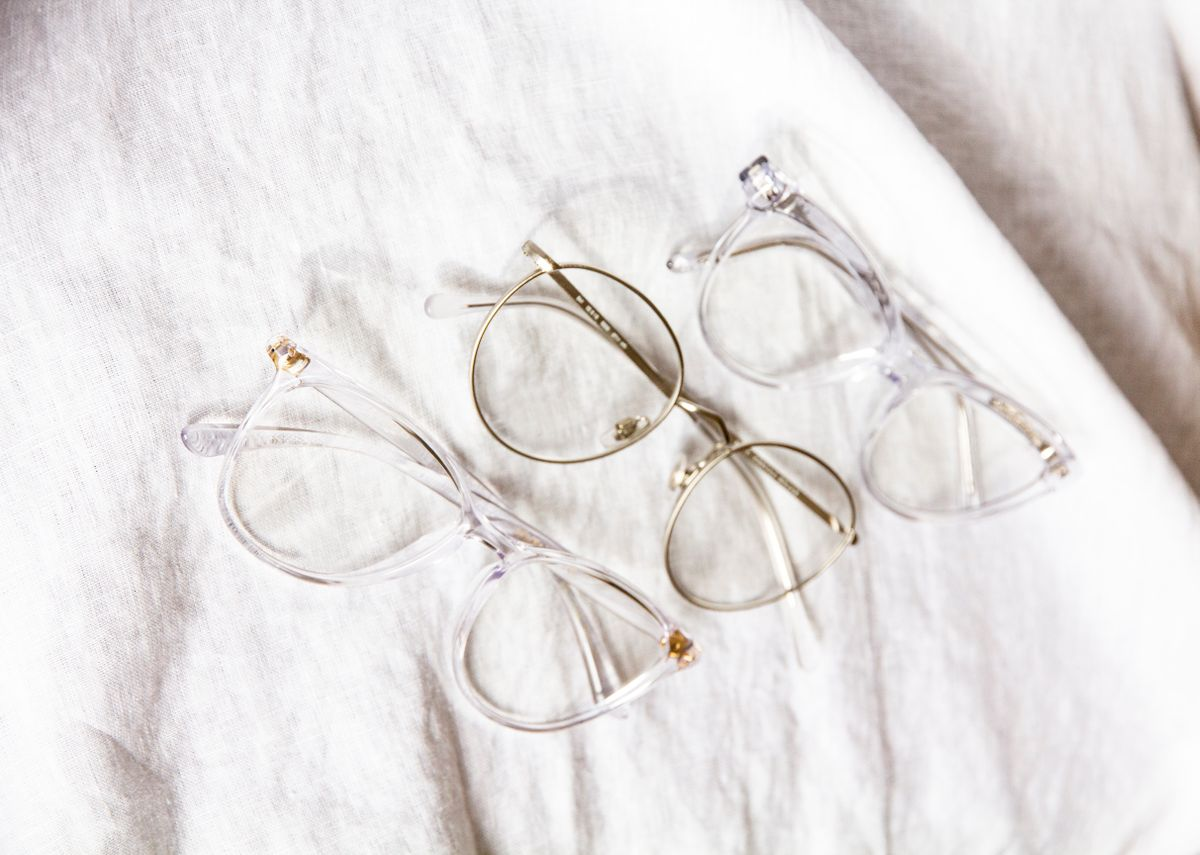 "<p>Plastic, clear-frame glasses have entered the spotlight thanks to the revival of the <a href=""https://www.whowhatwear.com.au/plastic-naked-shoes"">plastic 'naked ' trend</a>. If you..."