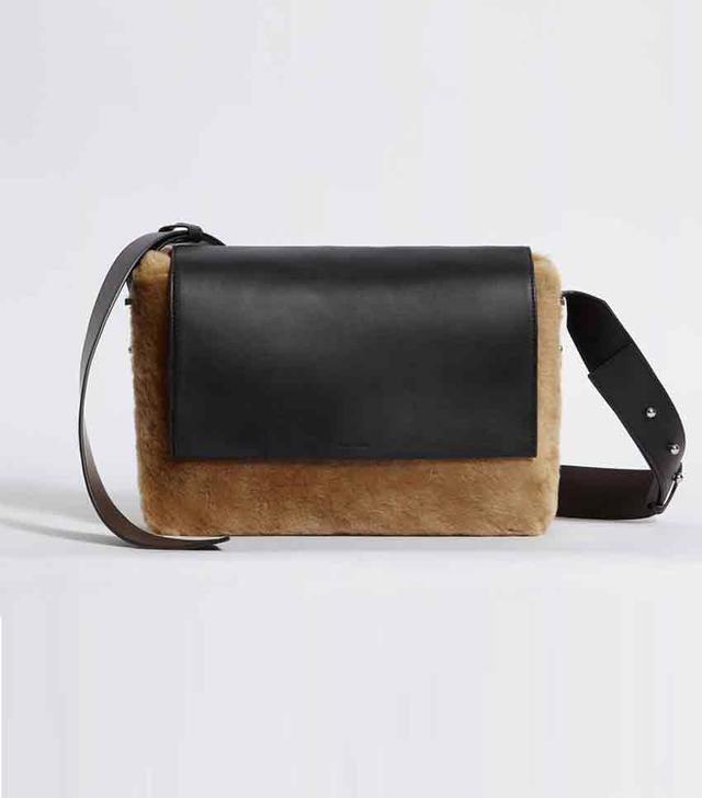 AllSaints Versailles Lea Large Shoulder Bag