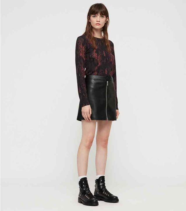 AllSaints Lena Skirt