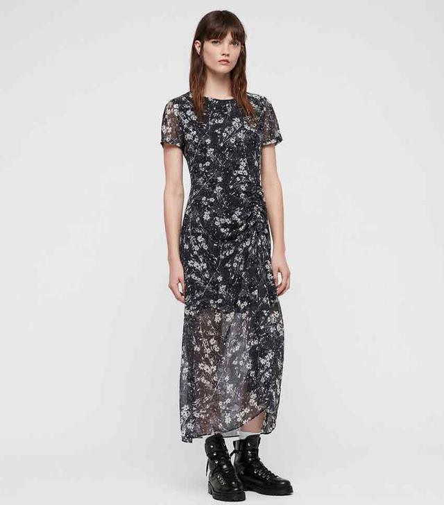 AllSaints Ariya Lisk Dress