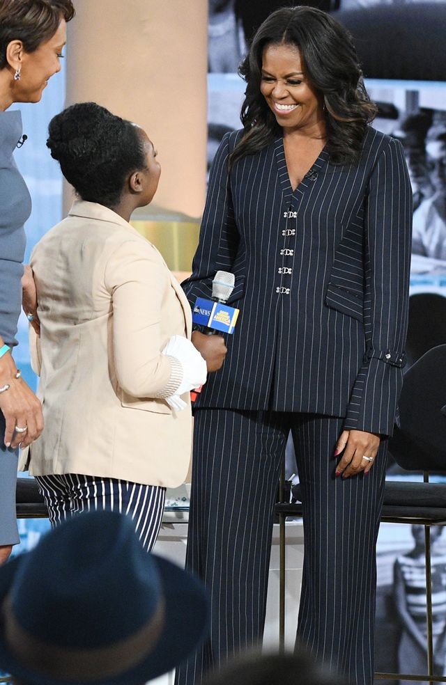 Michelle Obama Pantsuits