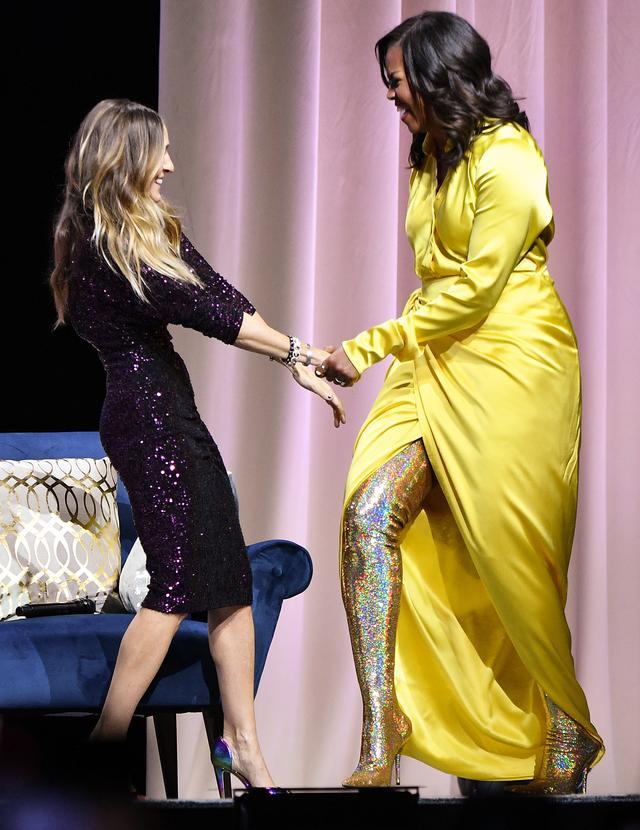 Michelle Obama Boots