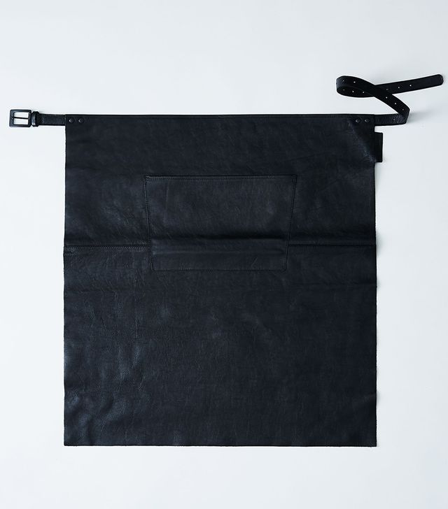 Dutch Deluxes Dutch Leather Half Apron