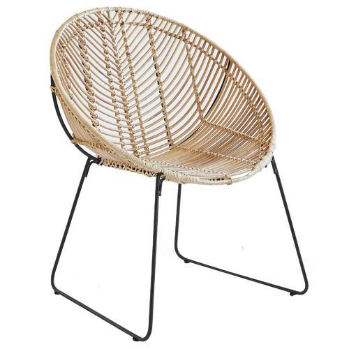 La Verde Natural Rattan Leisure Chair