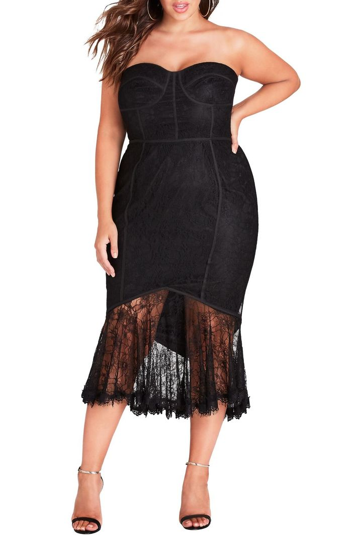 The Coolest Plus-Size Dresses to Wear This New Year\'s Eve | Who What ...