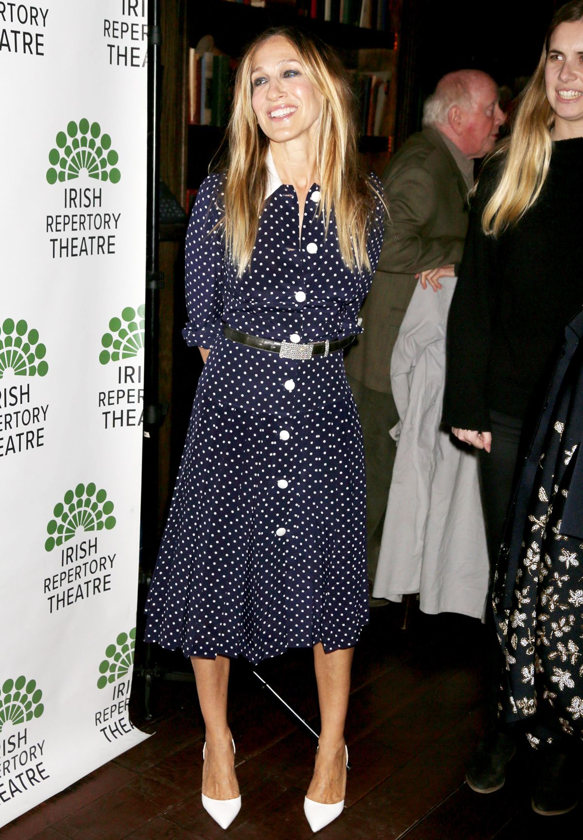 K-Mids Just Wore the Polka-Dot Dress Every Fashion Editor Wanted to Buy