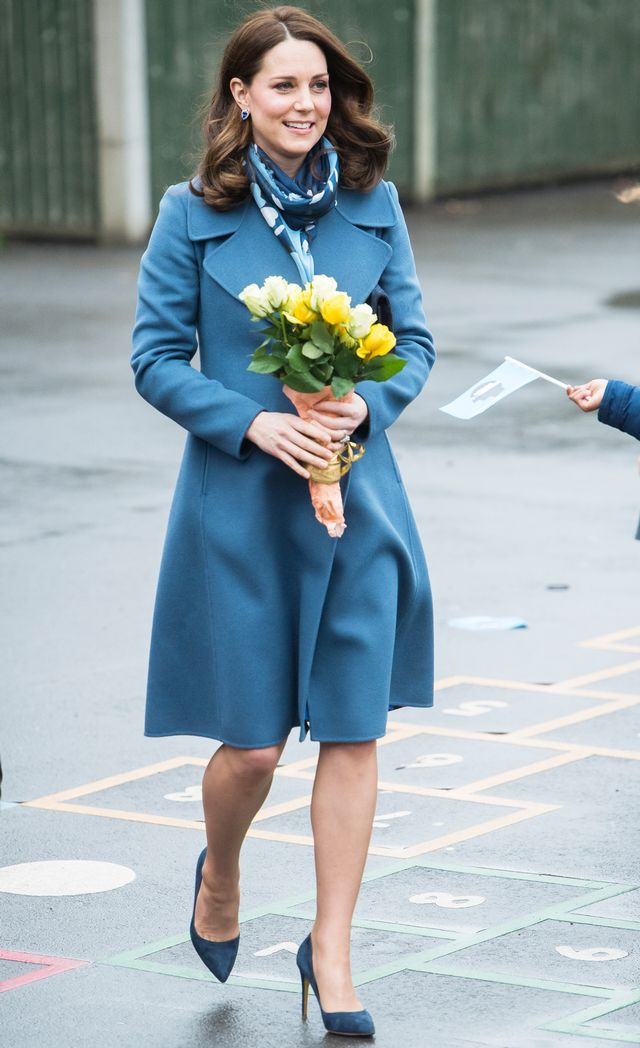 <p><strong>On Kate Middleton:</strong> Rupert Sanderson shoes</p>