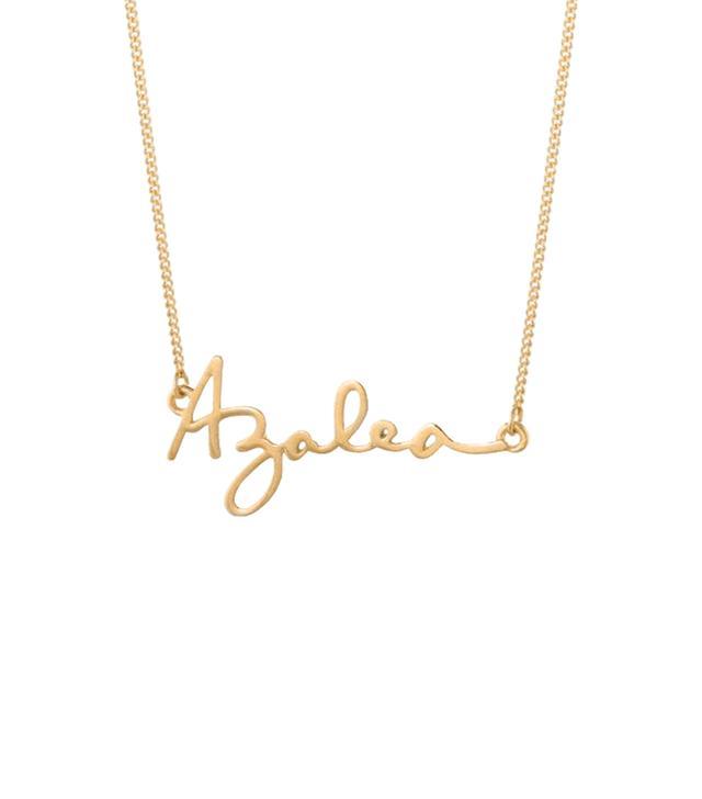 Capsul Jewelry Signature Necklace