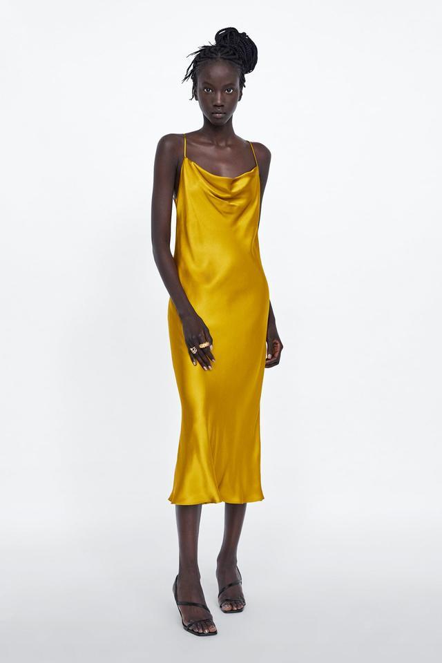Zara Strappy Dress