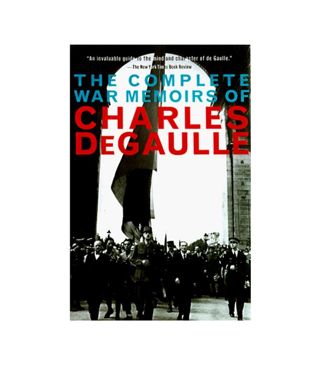 Charles de Gaulle The Complete War Memoirs of Charles De Gaulle