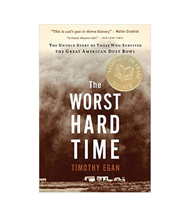 Timothy Egan The Worst Hard Time