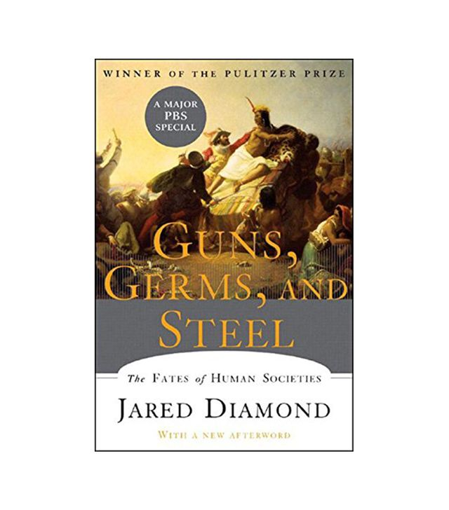 Jared Diamond Guns, Germs, and Steel