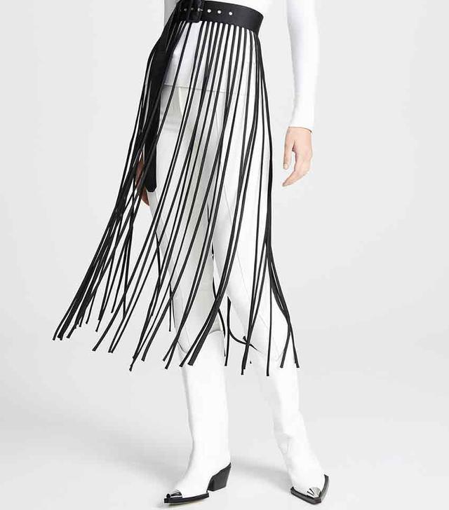 Rachel Comey Spaghetti Belt Skirt