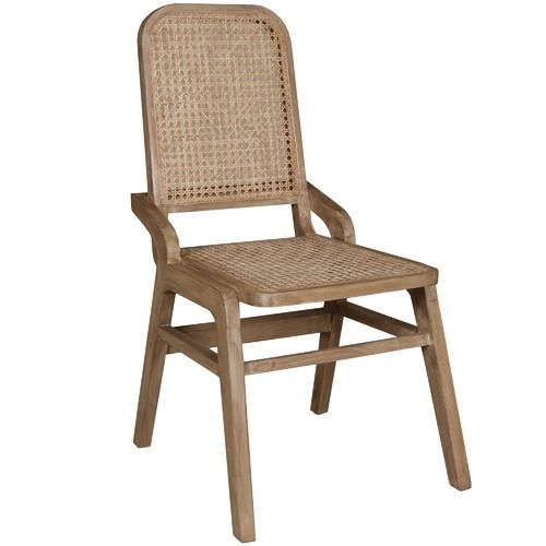 Crank Furniture Natural Sevilla Cane Dining Chair