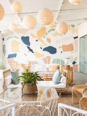 Inside a Chic Skincare Studio in L.A. That Exudes California-Cool Vibes