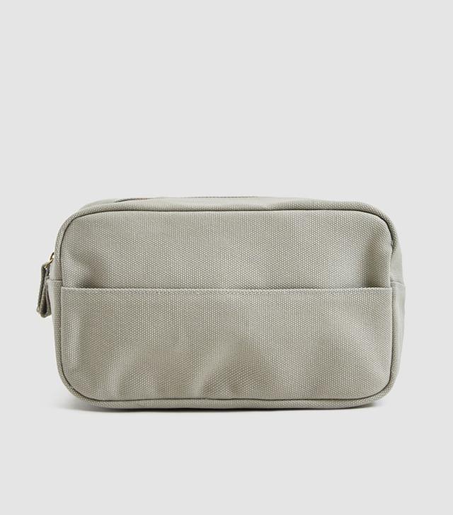 Izola Blank Dopp Kit in Cream