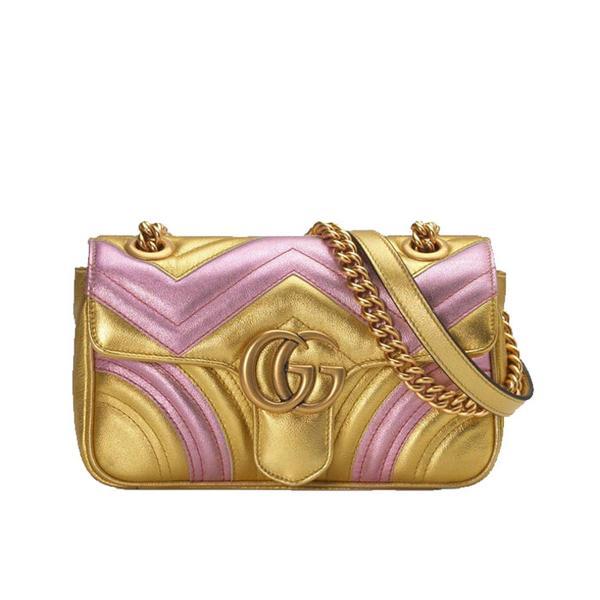 Gucci GG Marmont Mini Matelassé Bag