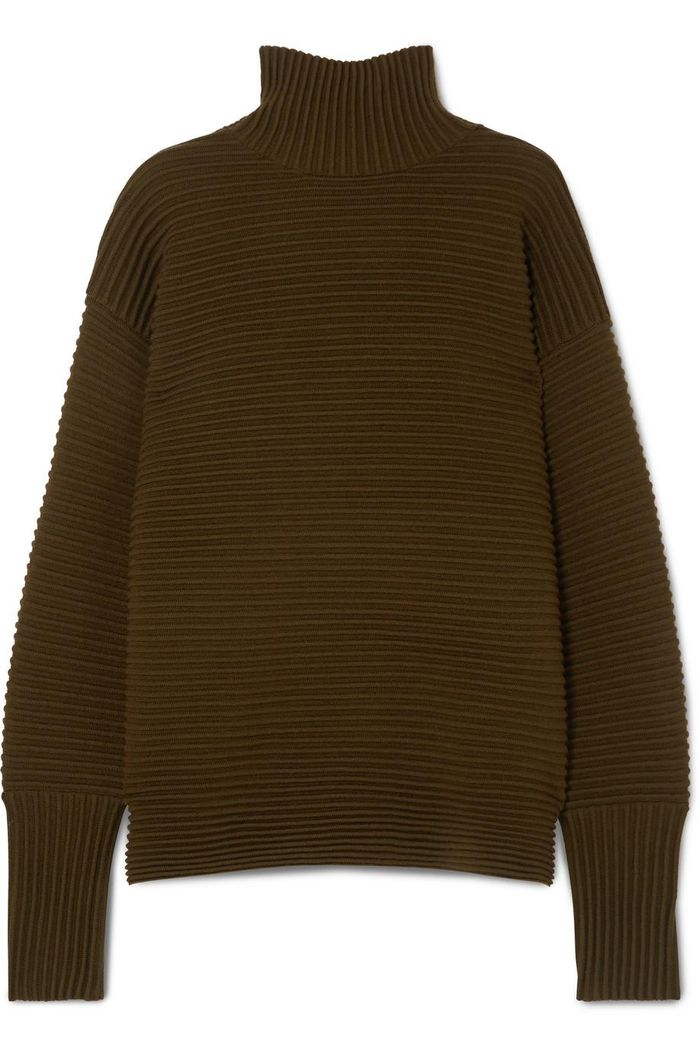 How To Unshrink A Wool Sweater In 5 Steps Who What Wear