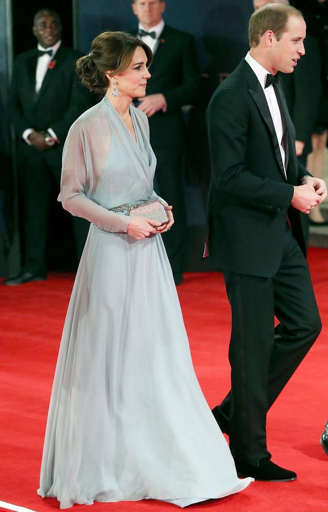Kate Middleton Sheer Dress
