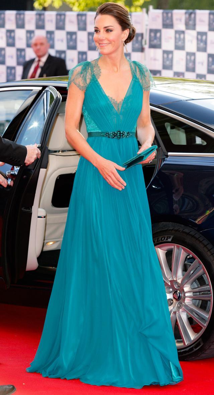 Kate Middleton Daring Dresses