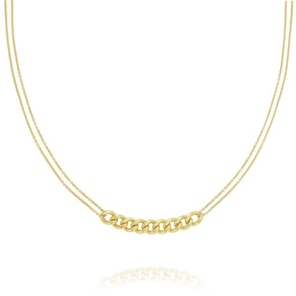 Tacori Large Curb Link Necklace