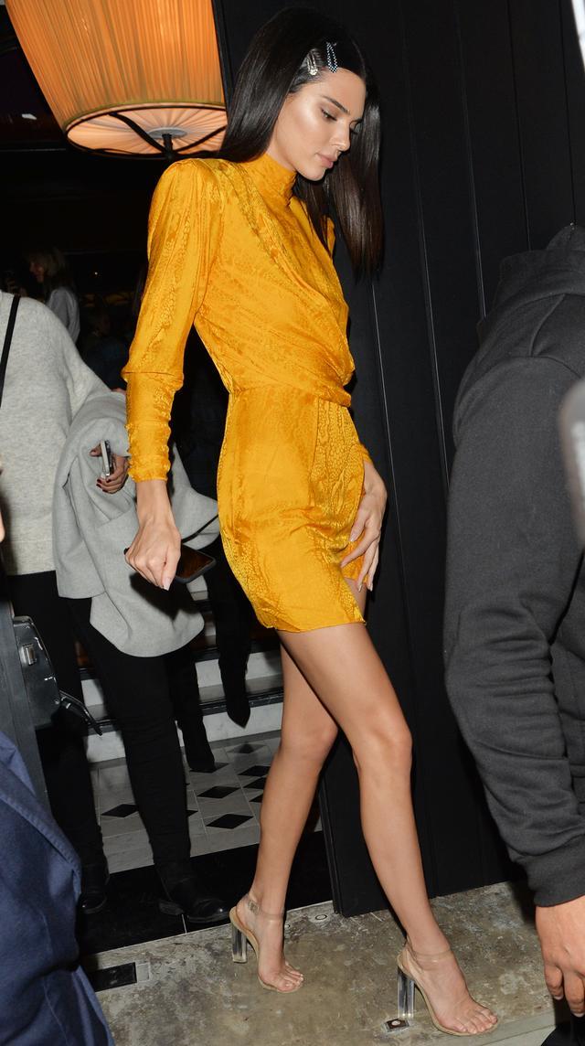 Kendall Jenner Shoe Trends