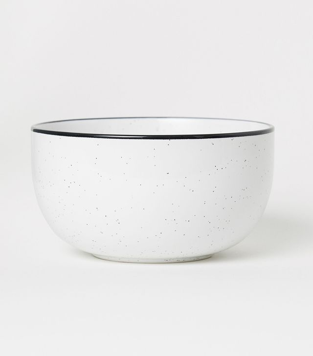 H&M Large Stoneware Bowl
