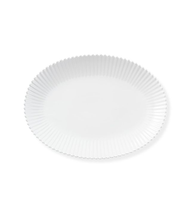 Williams Sonoma Beaded Edge Platter