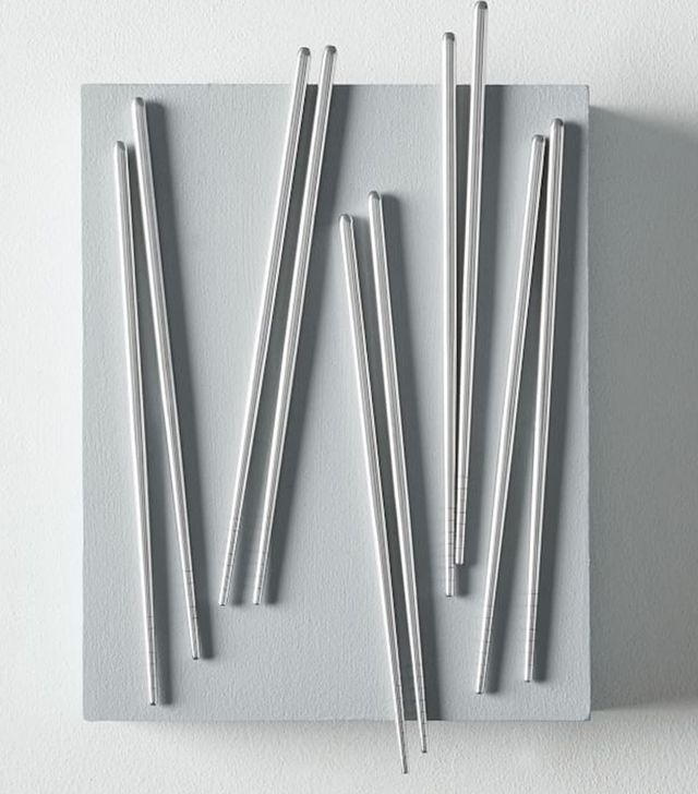 West Elm Stainless Steel Chopsticks