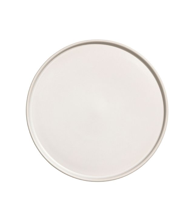 H&M Stackable Stoneware Plate