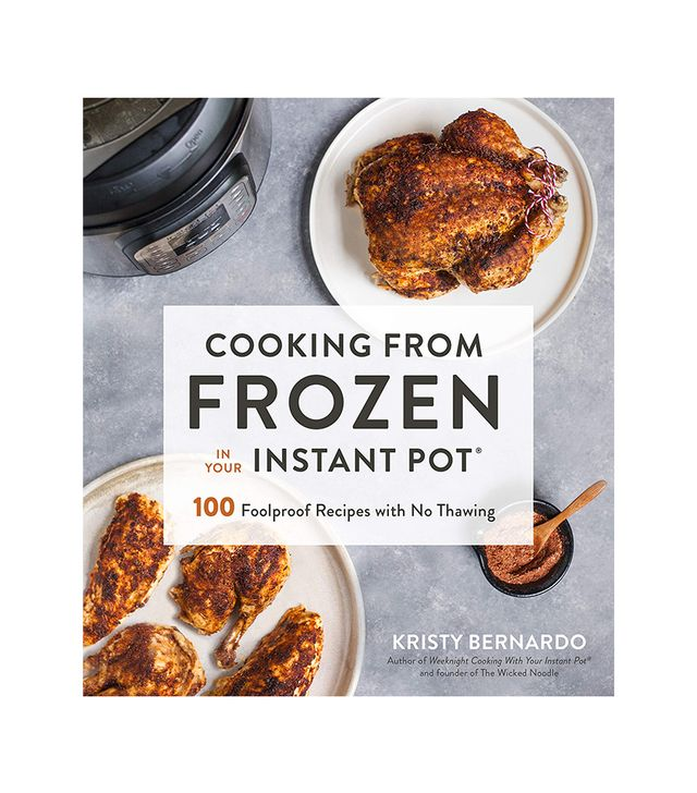 Kristy Bernardo Cooking From Frozen in Your Instant Pot
